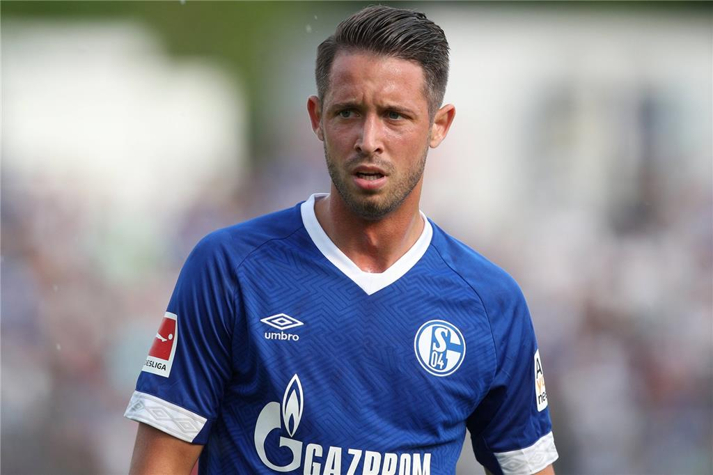 "Schalkes Mark Uth im Interview: ""Nationalelf wäre das Highlight meiner Karriere"""