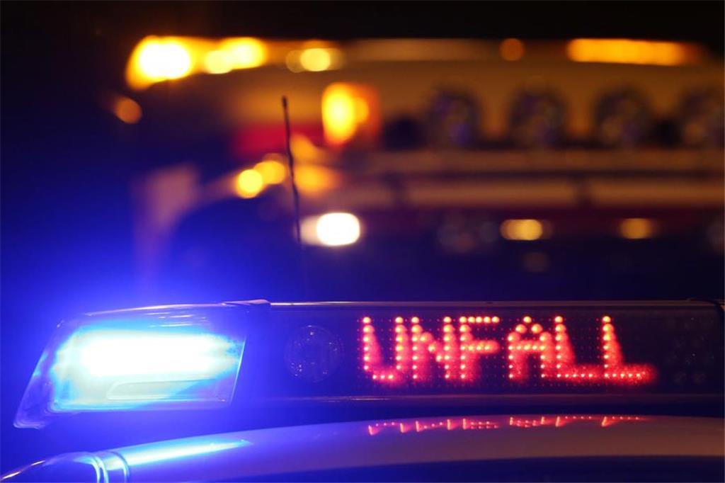 Autounfall mit drei Verletzten
