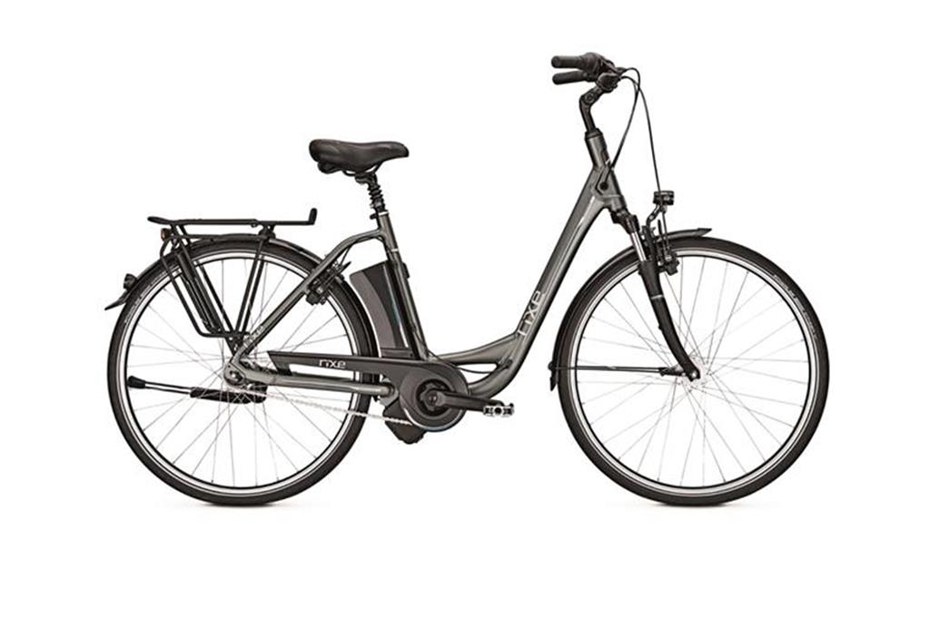 Damen E-Bike Rixe Bordeaux