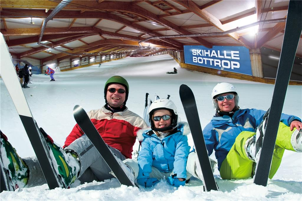 2 ALL-INCLUSIVE-Tagestickets für das alpincenter Bottrop