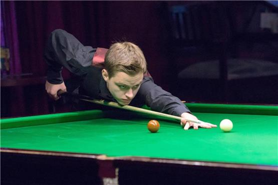 Snooker-WM ohne deutsches Talent Kleckers