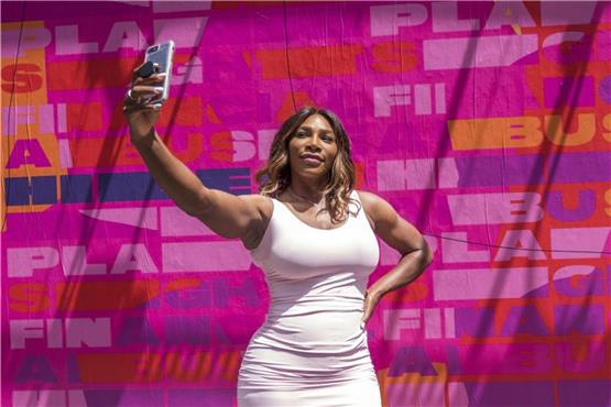 Serena Williams macht Müttern Mut