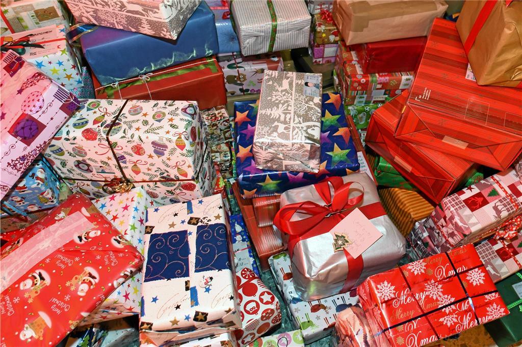 Weihnachten in Zahlen: Deutschland im Geschenke-Rausch