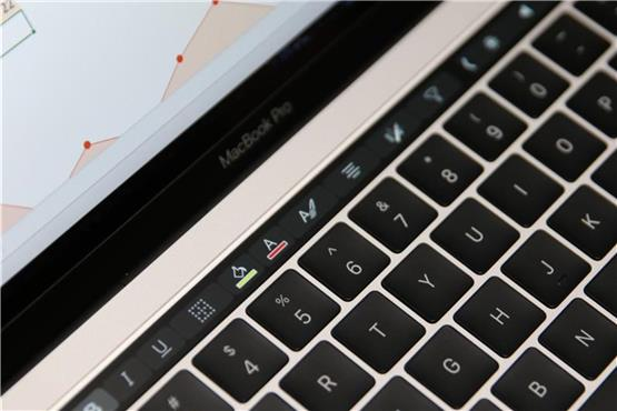 Apple frischt Chips und Tastatur in Macbook-Pro-Modellen auf