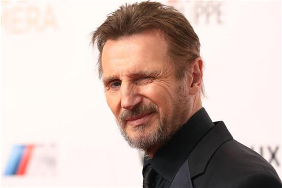 "Liam Neeson in ""Men in Black""-Film"