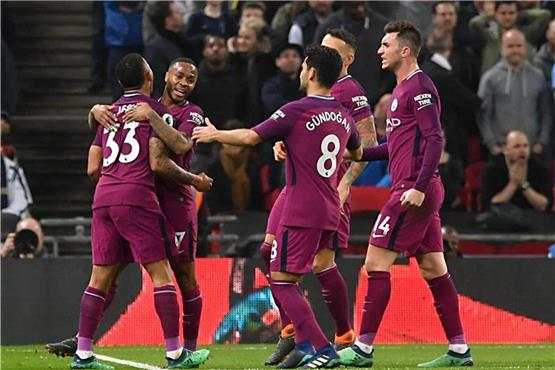Meister Manchester City will mehr