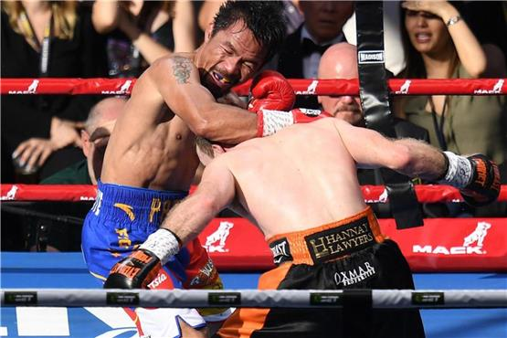 Box-Legende Manny Pacquiao will wieder in den Ring