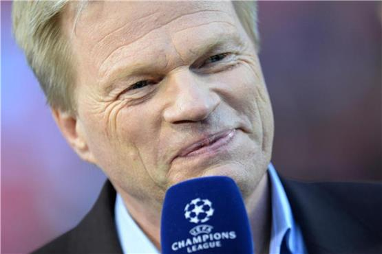 Oliver Kahn glaubt an Champions-League-Finale mit FC Bayern
