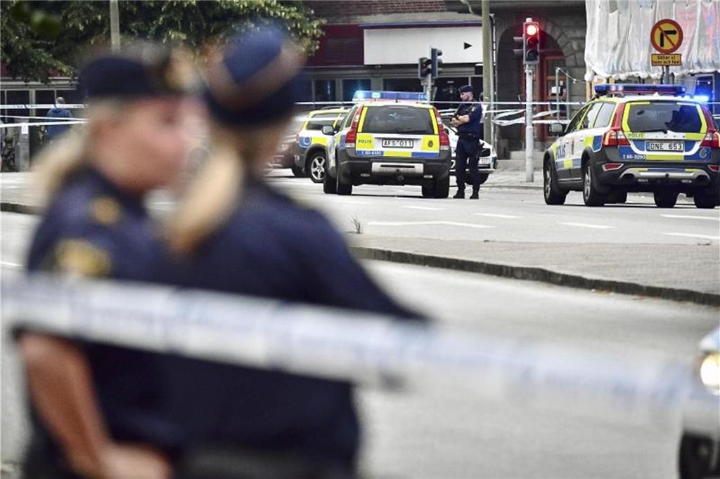 Drei Tote bei Bandenangriff in Malmö