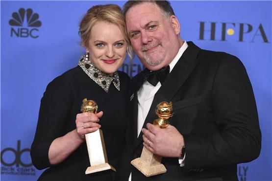 """The Handmaid's Tale"" siegt bei den TV-Globes"