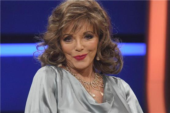 """Denver-Biest"" Joan Collins wird 85"