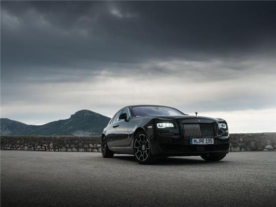 "Rolls-Royce Ghost ""Black Badge"" im Test: Lady in Black"