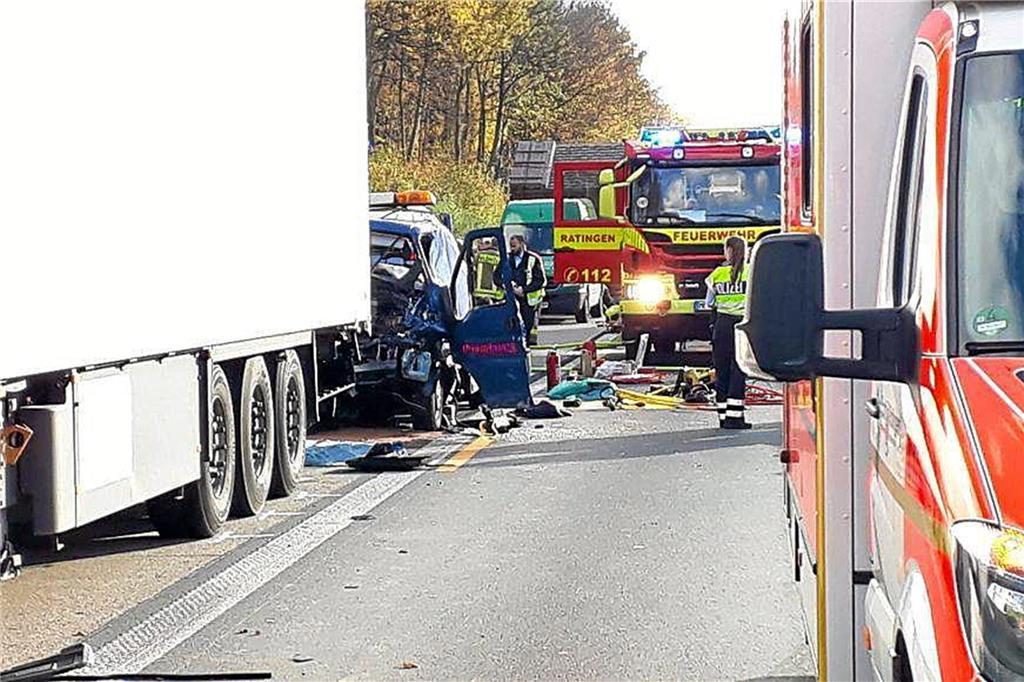 Unfall Münster Gestern