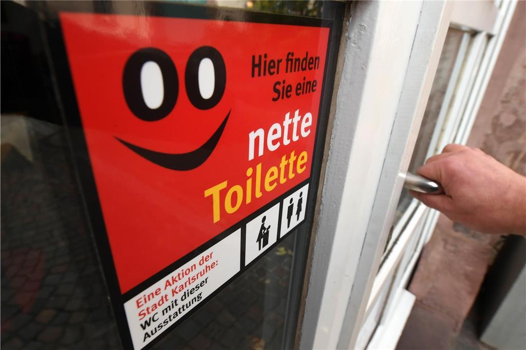 Smileys sollen das Müssen in Stadtlohn leichter machen | MLZ