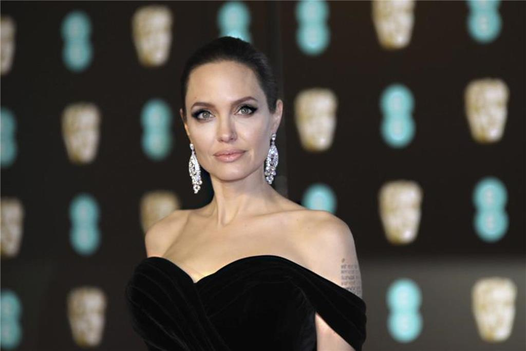 "Angelina Jolie wird in dem Thriller ""Those Who Wish Me Dead"" mitspielen. Foto: Vianney Le Caer/Invision/AP"