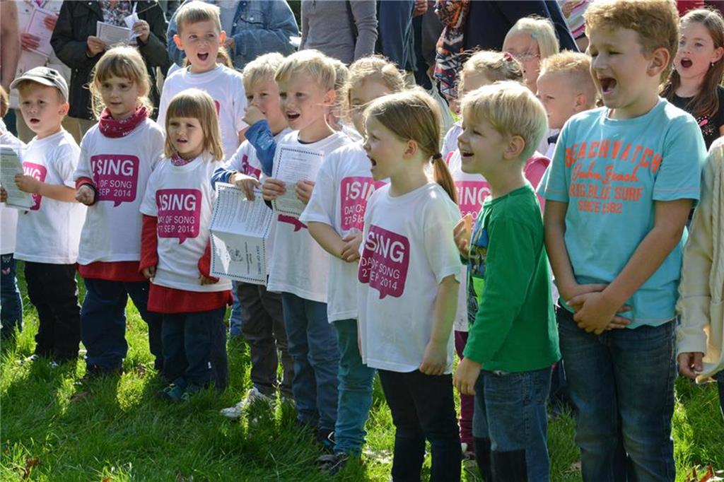 """Day of Song"" bringt die Region zum Klingen"