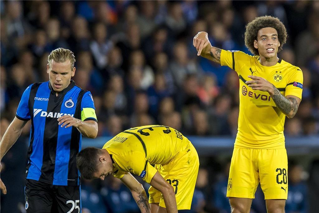Dortmund Gegen Brügge