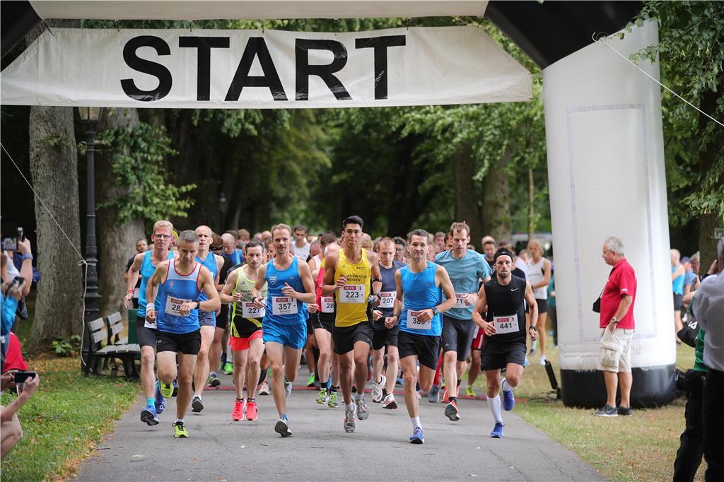 Halbmarathon Nordkirchen