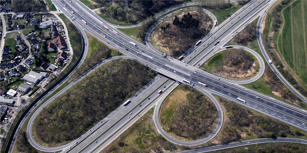 Verkehr A 45