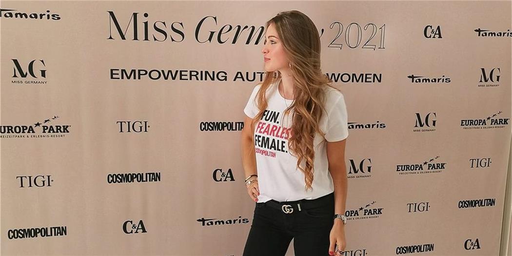 """""""Miss Germany 2021"""": Google-Managerin aus Dorsten steht im ..."""