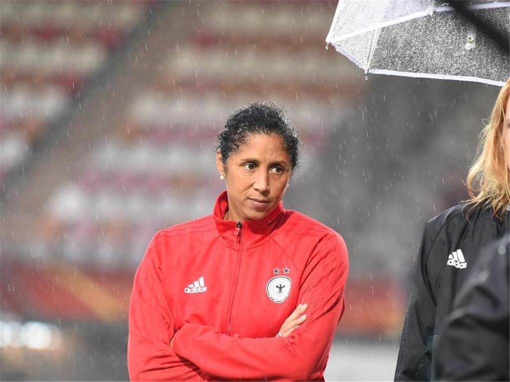 Bundestrainerin Jones