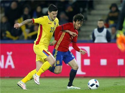 Rumänien Spanien