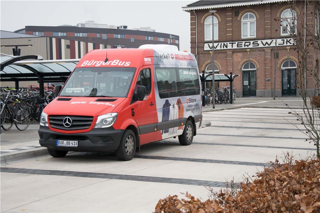 Risikogebiet Winterswijk: Der Bürgerbus fährt weiter über ...