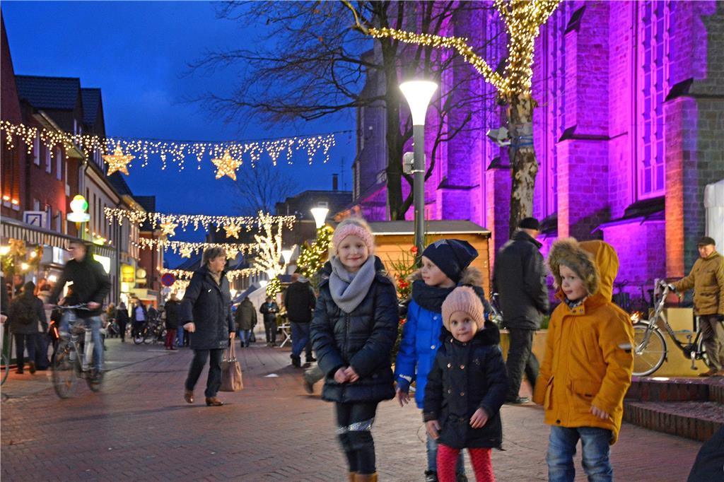 Weihnachtsmarkt Sonntag