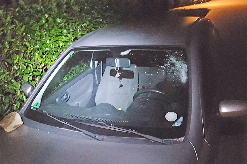 Vandalismus An Autos Steigt In Vreden Stark An