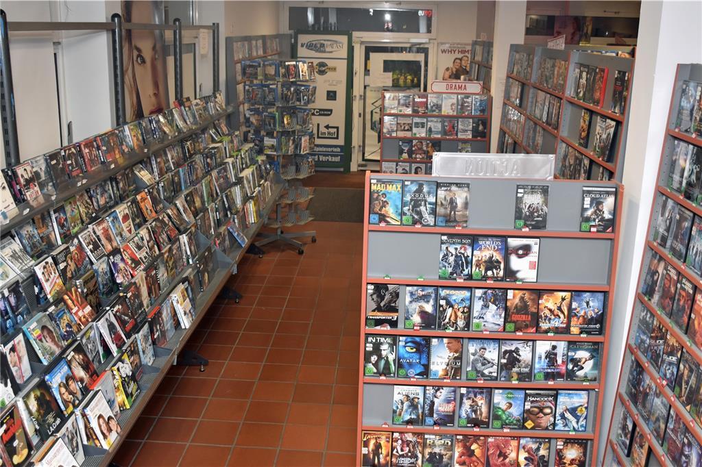 Videothek Münster