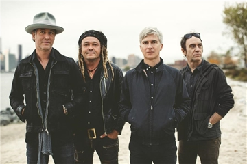 Love, Lunch and Rock'n'Roll: Nada-Surf-Sänger im Interview