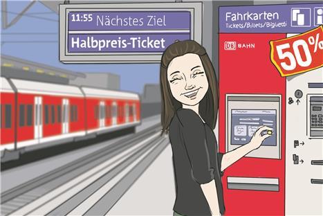 Führt ein Halbpreis-Ticket für Dortmund und Deutschland ein!