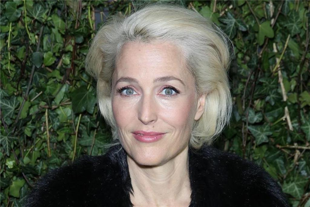 "Gillian Anderson soll in ""The Crown"" Ex-Premierministerin Margaret Thatcher spielen. Foto: Isabel Infantes"