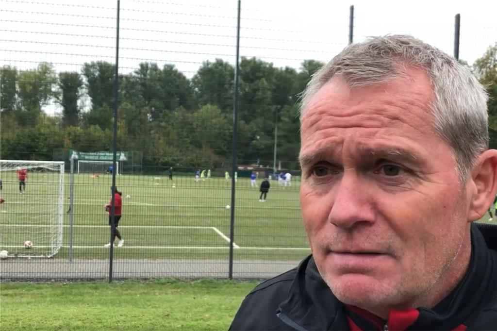 "Schäfer im Video-Interview: Derby ""souverän gewonnen"""