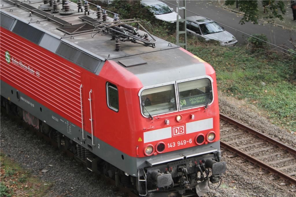 Bahnverkehr Nrw