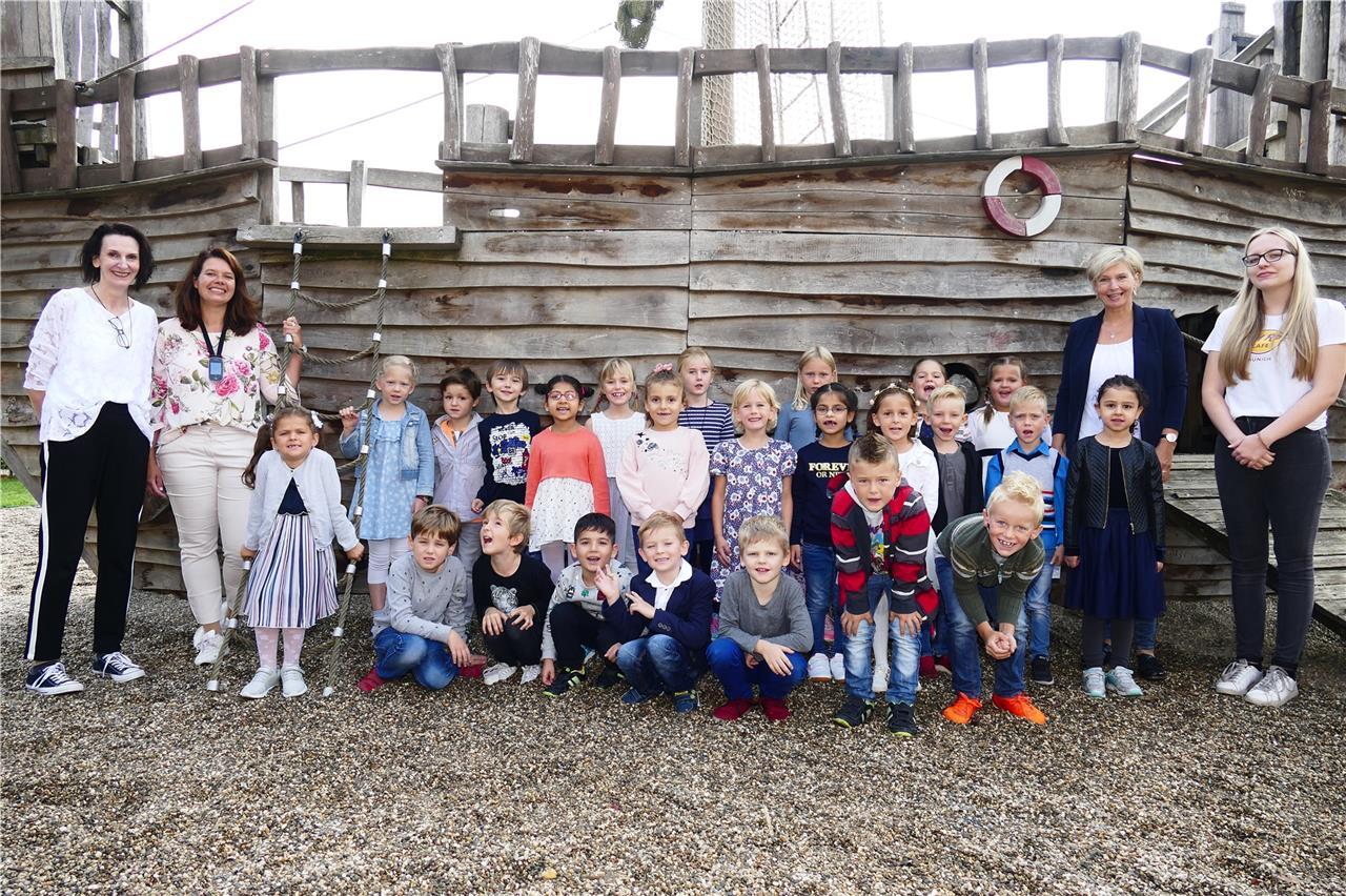 Damian Van Der Vaart Schule