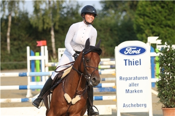 Marie Ligges mit Erfolg bei Kirchhellener Classics in Bottrop
