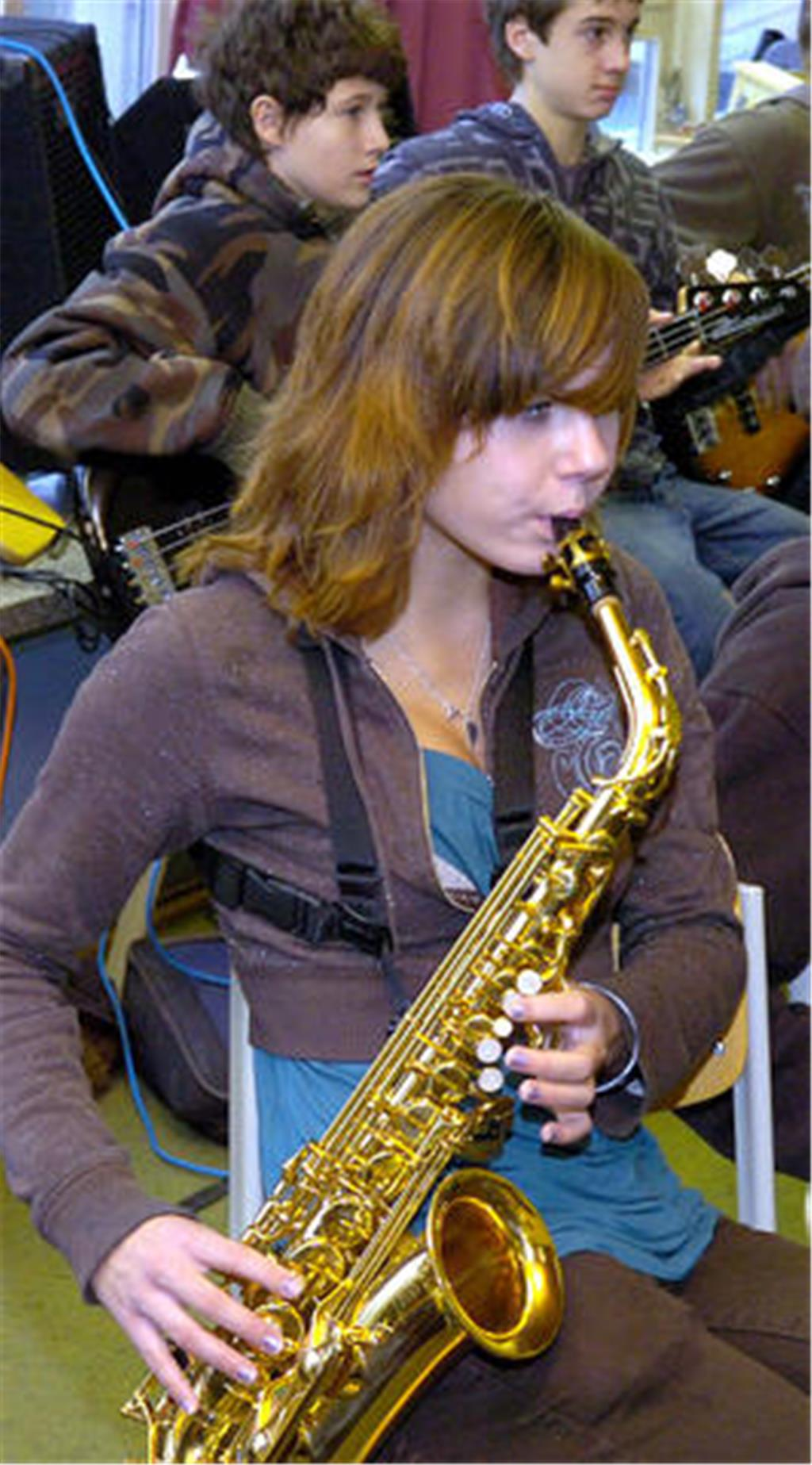 Crashkurs in Sachen Big Band