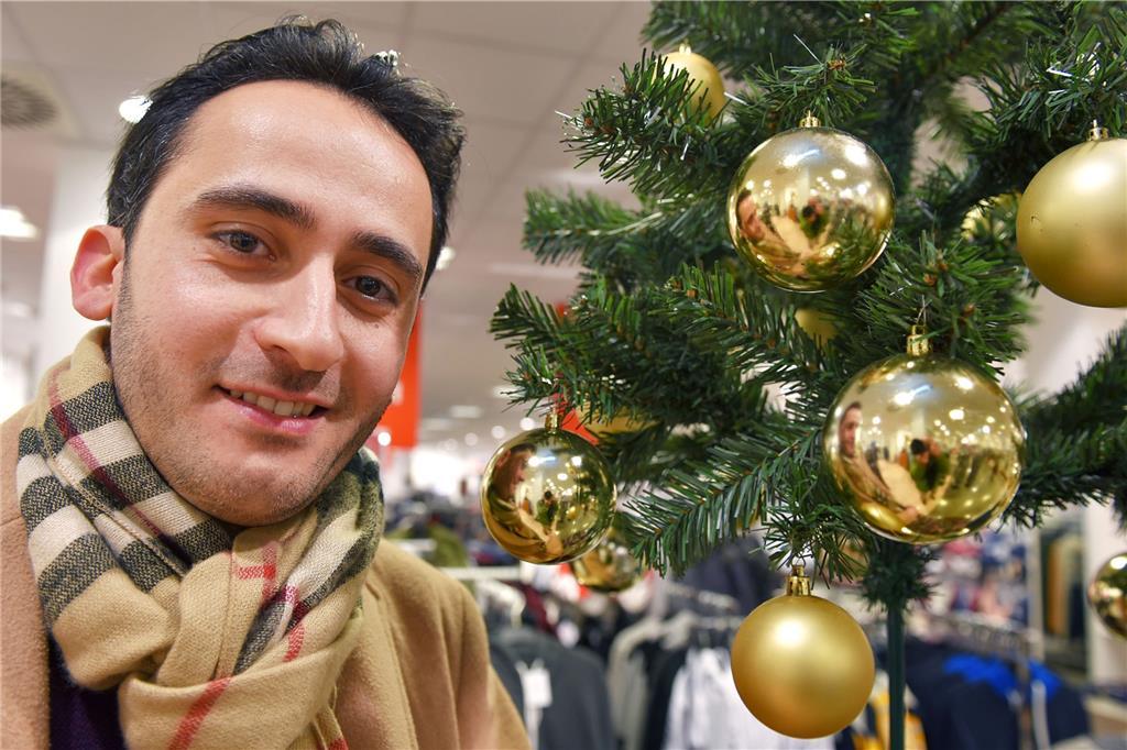 Weihnachten Moslem