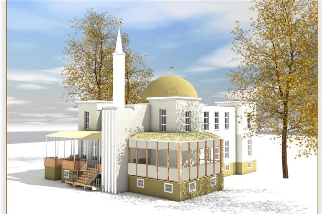 Moschee Schwerin