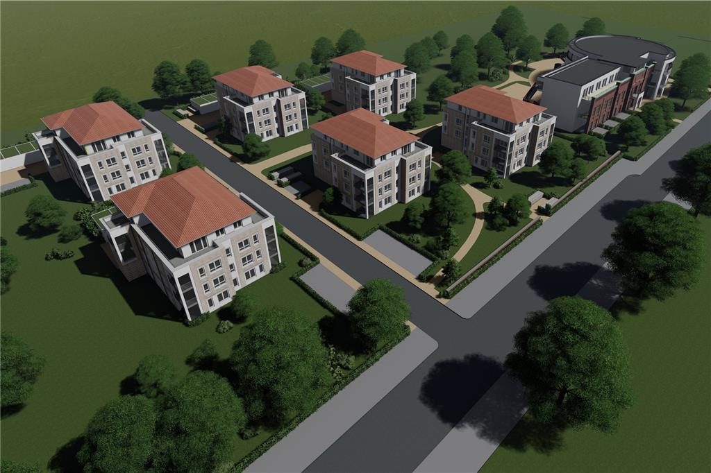 bauverein plant in horstmar neues stadtquartier mit 79 barrierefreien wohnungen. Black Bedroom Furniture Sets. Home Design Ideas