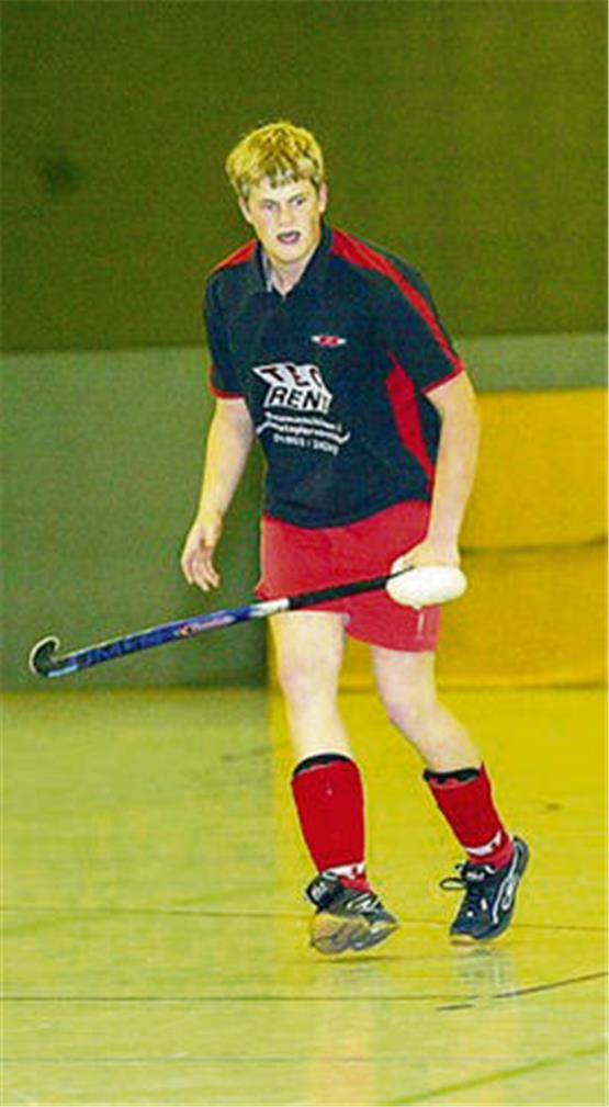 Damen Feld Hockey Blau Säule Trophäe Holz Base Weitere Ballsportarten