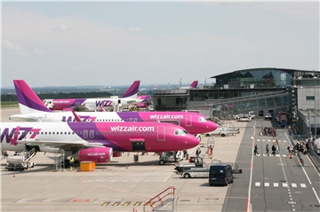 Wizz Air am Airport Dortmund