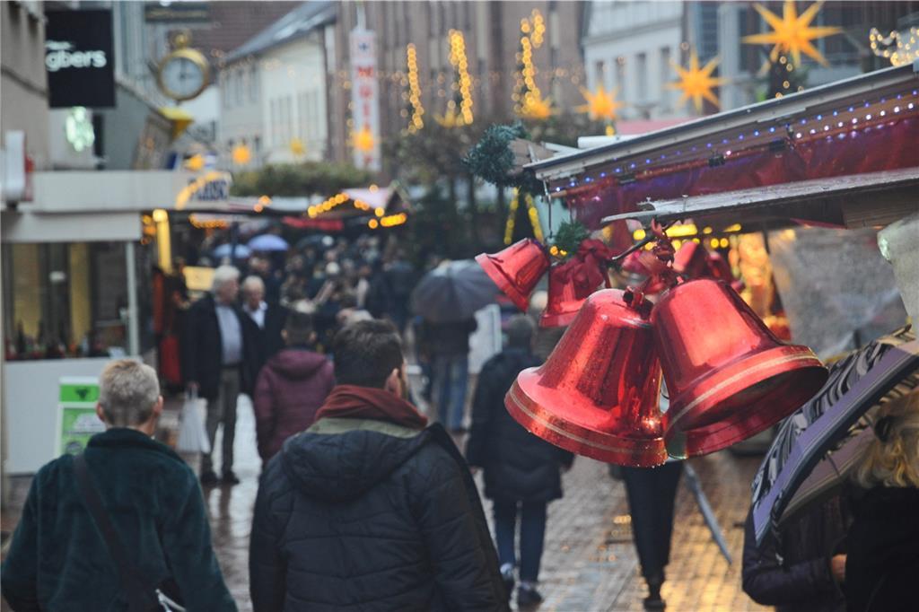 Verkaufsoffener Sonntag Münster