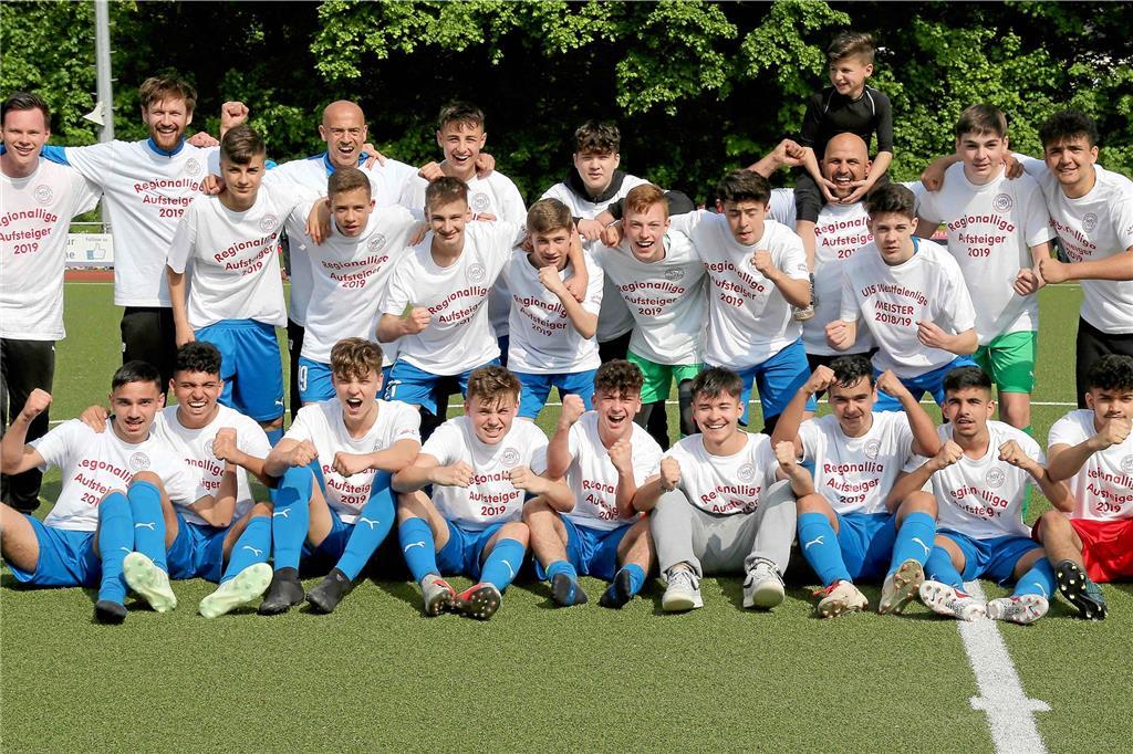 Aufstieg Regionalliga