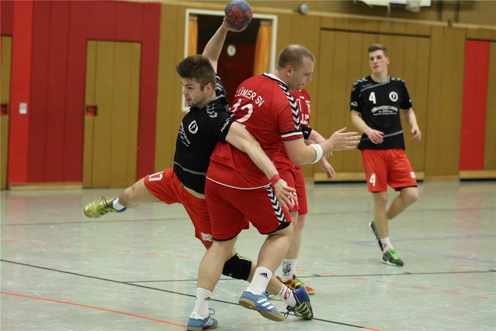 B-Lizenz Handball